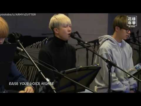 Young Forever unplugged ver. Music Video[Eng sub]