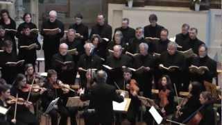 Händel Messias HWV 56, Chor Nr. 20: Seht an das Gotteslamm, St. Marien-Domkantorei Fürstenwalde