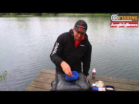 Steve Ringer Skills School - Expander pellets