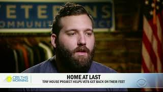 CBS This Morning - Veterans Community Project