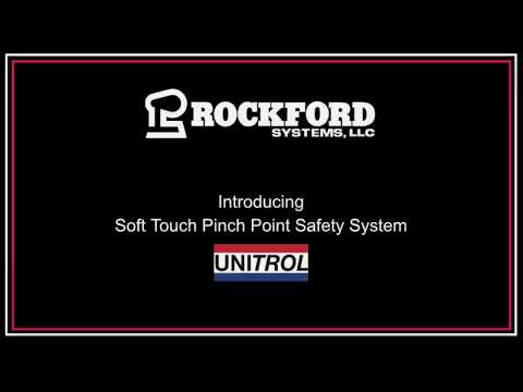 Rockford Systems | Soft Touch Pinch-Point Safety System