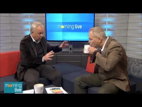 CH Morning Live Interview Web Design Hamilton