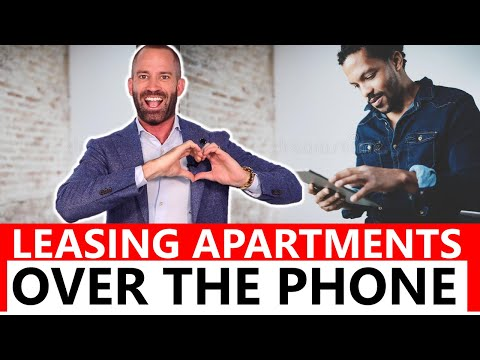 Leasing Apartments Over the Phone
