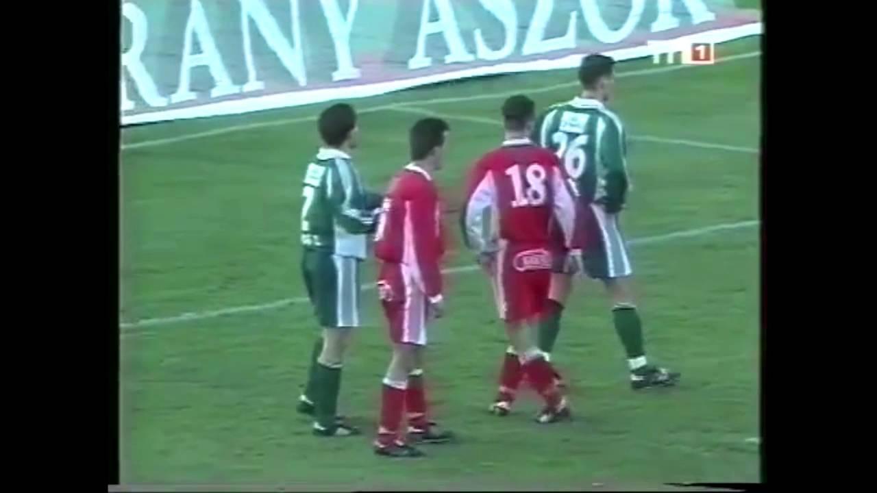 Ferencváros-Debrecen | 2-1 | 2001. 04. 13 | MLSZ TV Archív