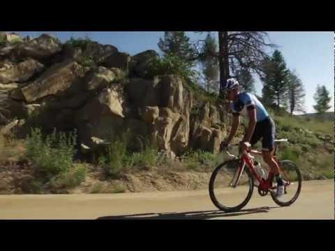 Sunshine Hill Climb Bike Race in Boulder, Colorado