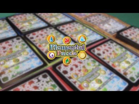 Elemental Puzzle - Il Gioco di Carte Collezionabili!