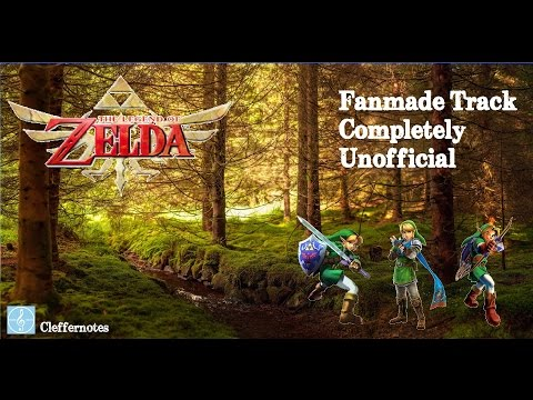 Zelda Skyward Sword Music: Skyloft Town
