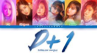 EVERGLOW - D+1
