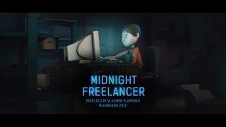 Midnight Freelancer \ Horror Animated Short Film