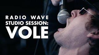 Studio Session: Vole