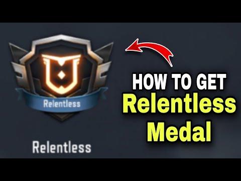 How To Earn Relentless Medal Cod mobile - Earn Fast Relentless Medal cod mobile