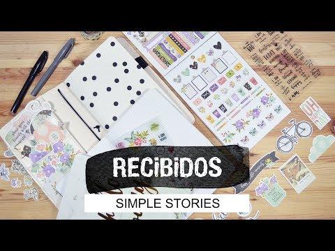 Download Youtube: Nuevo Bullet Journal + Haul Simple Stories - UGDT