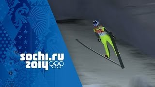 Men's Ski Jumping - Normal Hill Qualification | Sochi 2014 Winter Olympics