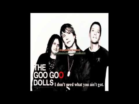 Goo Goo Dolls - Big Machine Lyrics