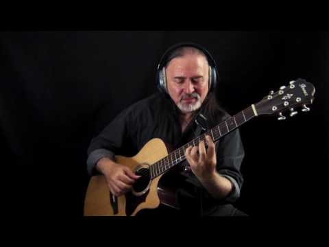 Joe Satriani  Tears In The Rain  Igor Presnyakov  Solo Acoustic Guitar