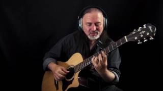 Joe Satriani | Tears In The Rain | Igor Presnyakov | Solo Acoustic Guitar