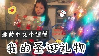[Joli家]Christmas Unboxing+Chinese Learning