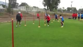 Circuito De Velocidad En El Fútbol Youtube