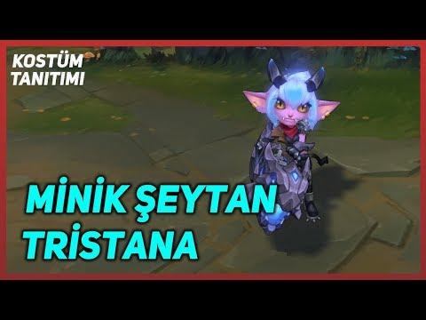 Minik Şeytan Tristana - Kostüm Tanıtımı | League Of Legends