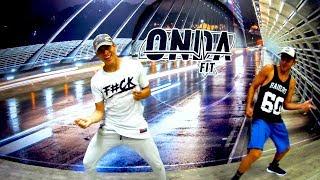 Dura - Daddy Yankee Choreography by Leonardo Siza & JCD Chor...