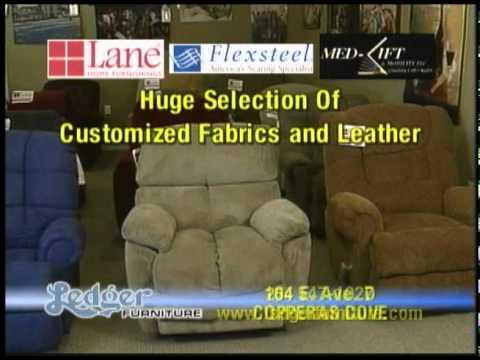 Ledger Furniture - Copperas Cove, Killeen, Temple, Waco - YouTube