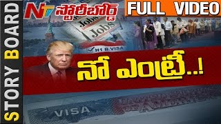 are the new h1b visa restrictions favourable to indians    trump    story board    full    ntv