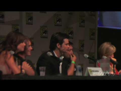 San Diego Comic-Con 2009: Smallville Panel- Wonder Woman/ Tom