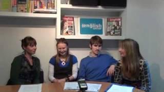 Hot English Lesson - Book Censorship