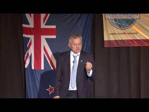 Peter Chatteris - International Speech Contest 2016 Toastmasters