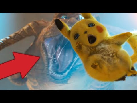 Detective Pikachu Trailer BREAKDOWN: 60+ Pok茅mon, Easter Eggs and Hidden References
