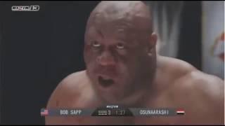 Сапп против Осунаараши. Бой столетия MMA.