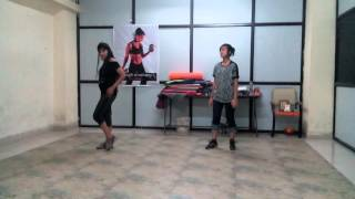 RUCHI AND SHIVANI DANCE ON TERI TO TERI TAA(BOMBAY ROCKERS)