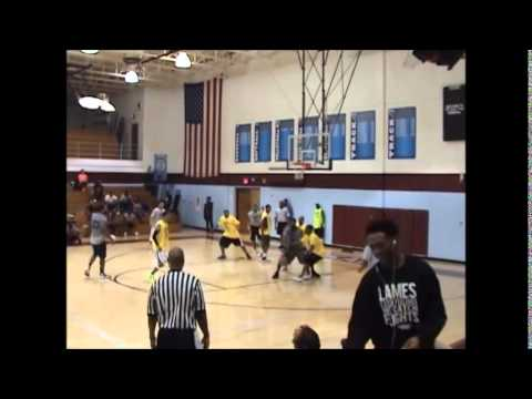 Tyjuan Hagler 2013 Basketball Tournament Championship