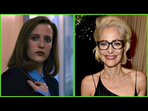 The X Files TV Series (1993-2002) 🌎 Then And Now 2019