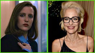 The X Files TV Series (1993-2002) Then and Now 2019