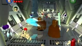 Lego Star Wars The Complete Saga(for IOS) Gameplay #1