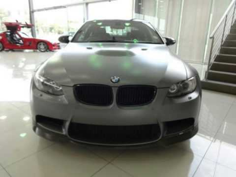 2011 BMW M3 COUPE FROZEN EDITION Auto For Sale On Auto Trader South ...