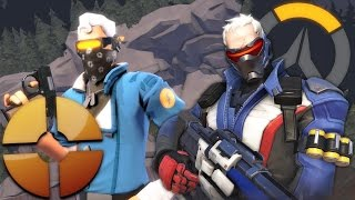 TF2 - Overwatch Cosmetic Sets | Overwatch In TF2?