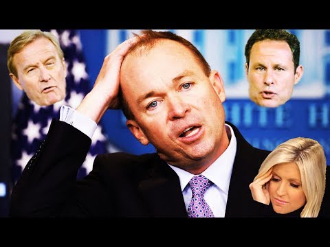 Fox & Friends: Mick Mulvaney Announces MAGAnomics, Everyone Is Confused