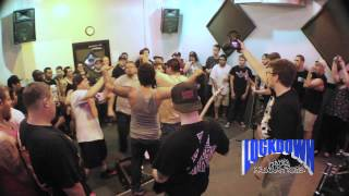 Knuckledragger (Final Show) - Driven By Suffering (Hatebreed) Live @ The Oasis Practice Spot