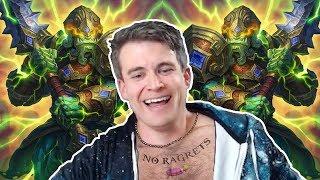 (Hearthstone) Playin Jades, No Ragrets