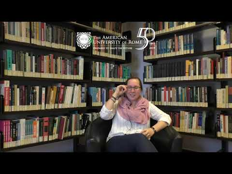 The American University Of Rome: A Student's View With Andrea Schorn