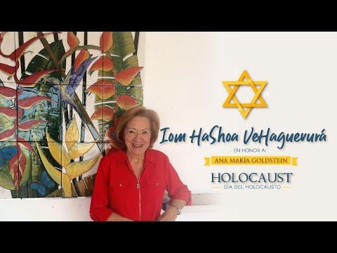 Iom HaShoa veHagevurá - en Honor a Anamaria Goldstein