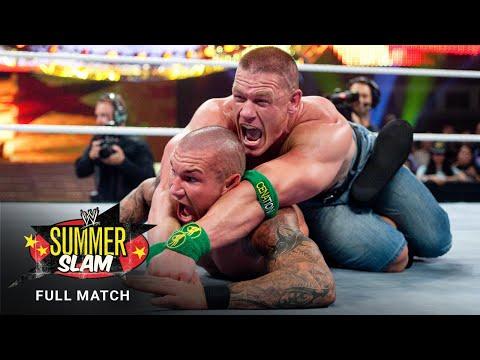 FULL MATCH - Randy Orton vs. John Cena - WWE Title Match: SummerSlam 2009