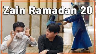Zain Ramadan 2020 Korean reaction