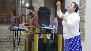 Salmista Ceci Castro Tiempo de Adoración para Dios