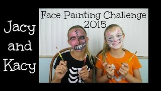 Baixar - Face Painting Challenge 2015 Jacy And Kacy Grátis