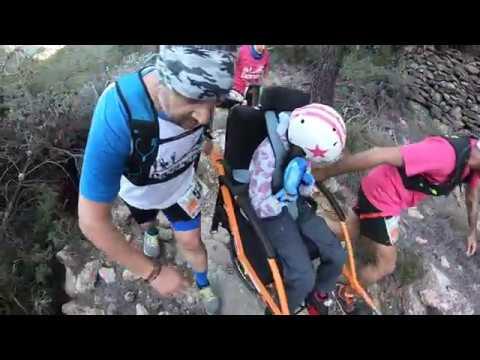V Garrote Trail Pavias-Higueras (Joëlette)