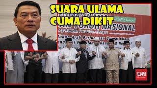 UMAT ISLAM HARUS BANGKIT!!  Moeldoko Remehkan IJTIMA' ULAMA 2 ;GNPF;PRABOWO-SANDI;HRS;JOKOWI