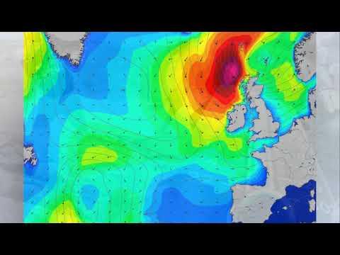UK weather w arning Britain braced for 10 DAY Arctic blast as temperatures plummet